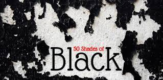 50 shades black